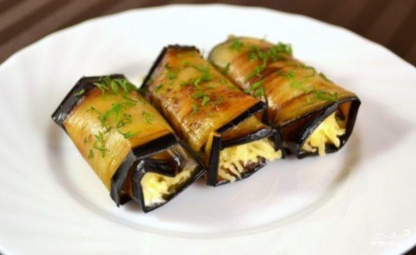 Тарталетки с салатами от кафе Никки